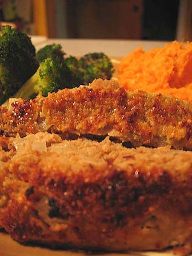 ... Food Friday: Apple & Rosemary Turkey Meatloaf « Je Mange la Ville