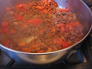 Lamb pan