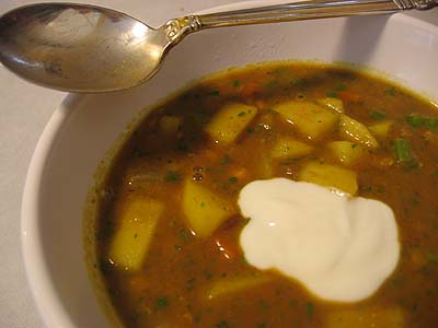 soup title