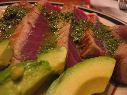 My new favorite tuna recipe for Fresh tuna fish recipes