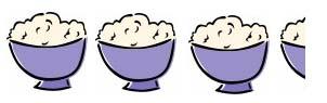 3.3 rice bowls