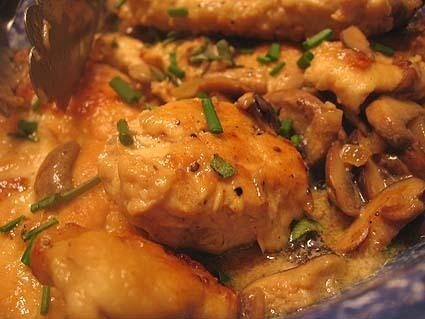 Chicken Marsala Is Really Very Tasty