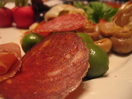 legumes & sausages