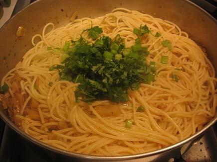 fennel pasta
