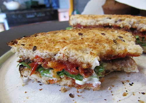 Cutty's BLT