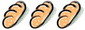 3 baguettes!